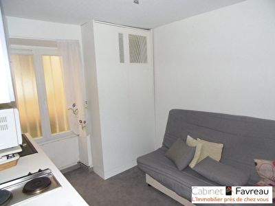 75012-PARIS-EN EXCLUSIVITE STUDIO DE 14M2