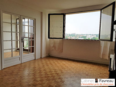 ANTONY - LA FONTAINE - APPARTEMENT 3 PIECES - LUMINEUX - BALCON